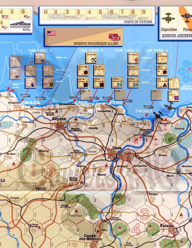 Wargames Normandy 1944 - A Bloody Summer: Amazon.es: Juguetes y juegos