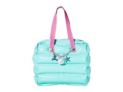 Bling2o Under the Sea Beach Bag (Aqua) Tote Handbags