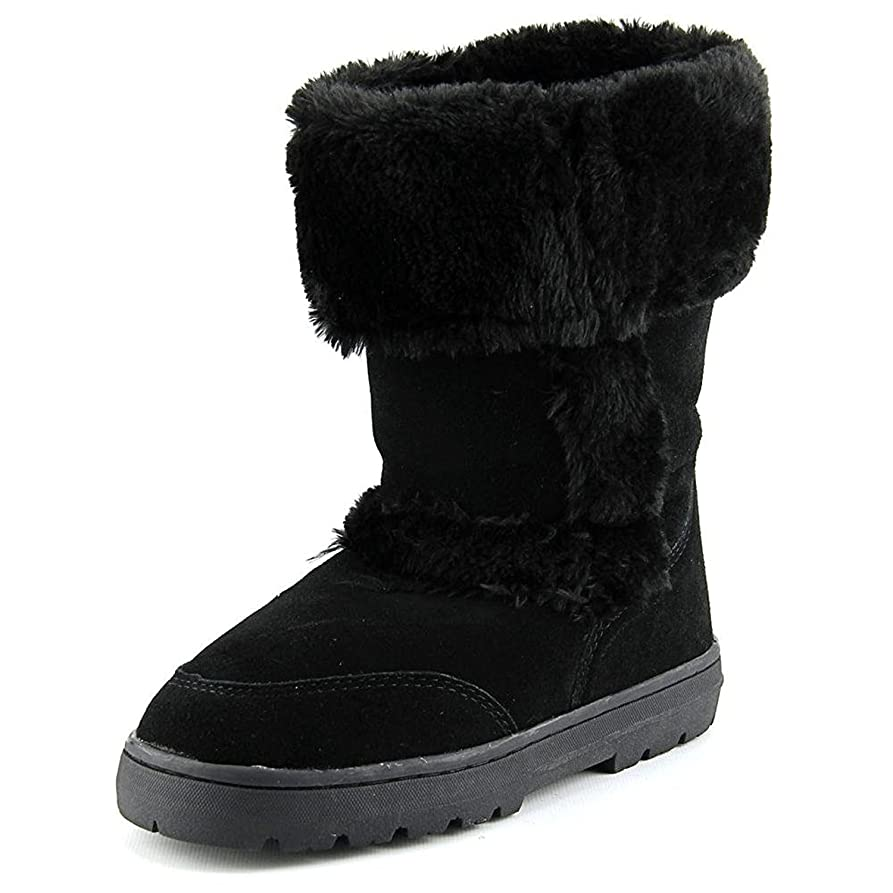 メタリック押す見せます[Style & Co.] Wittyblk Women's Boots [並行輸入品]