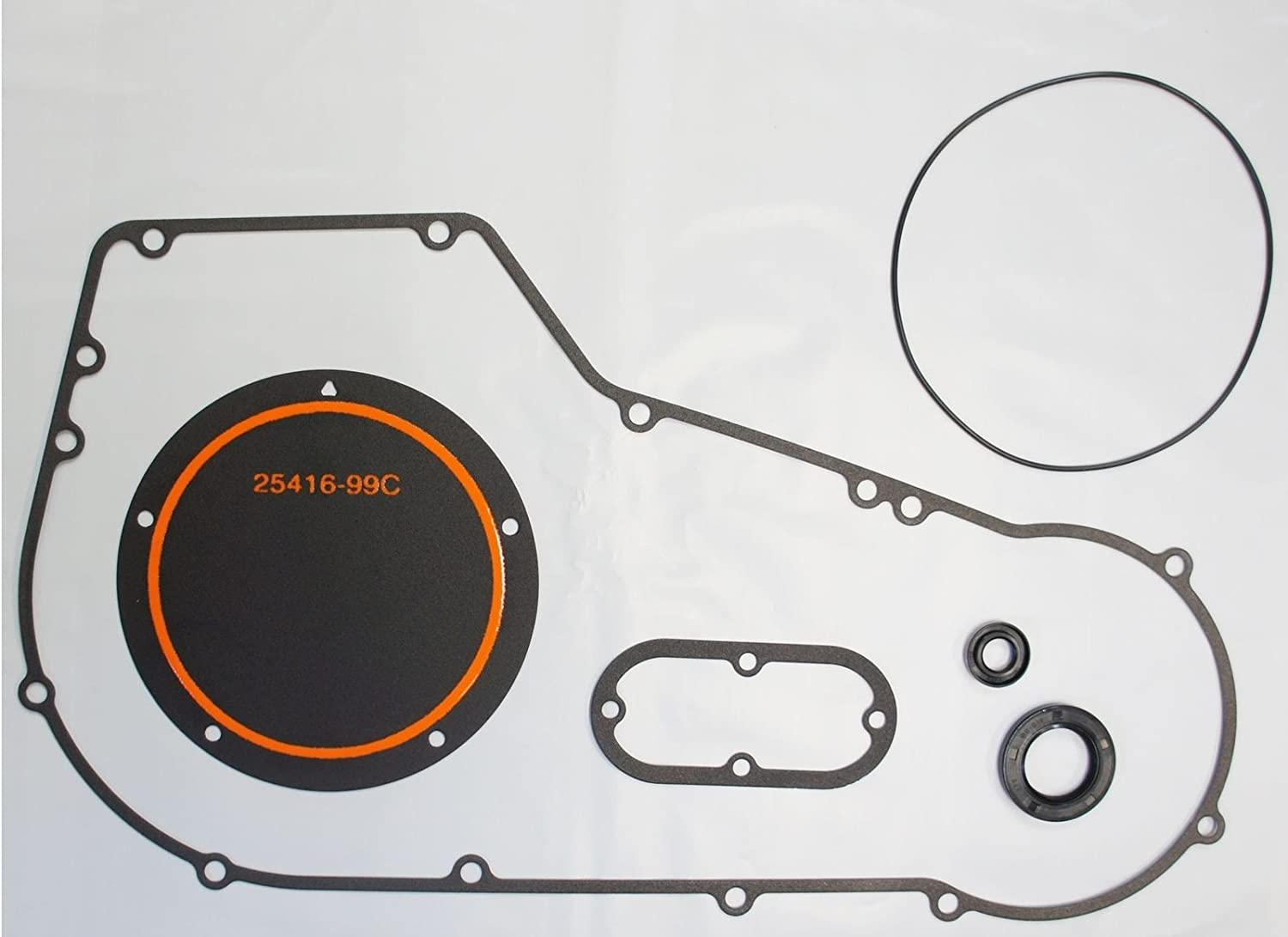 OCP PRIMARY GASKET KIT FOR HARLEY 1999-2005 Don't miss the campaign TWIN Inexpensive CAM SOFTAI DYNA