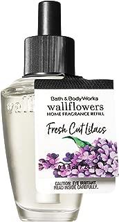 Bath and Body Works Fresh Cut Lilacs Wallflowers Home Fragrance Refill 0.8 Fluid Ounce