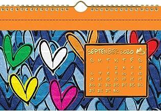 Jgoldcrown 2020 Pocket Calendar