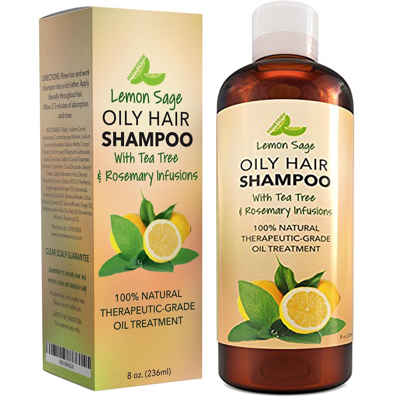 Volumizing Shampoo Oily Hair Anti Dandruff