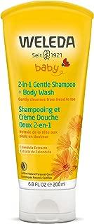 Weleda 2 In 1 Gentle Shampoo and Body Wash, 200 Milliliters