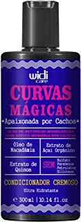 Curvas Mágicas Condicionador Cremoso - Widi Care, Widi Care, Roxo, Grande