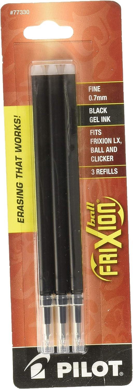PILOT FriXion lowest price Gel Ink 2021 model Refills for Bla Pens Fine Erasable Point