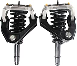 MOTORMAN Front Left & Right Complete Strut and Coil Spring Assembly 11651 & 11652 for 1999 2000 Chrysler Cirrus 1999 2000 2001 2002 2003 2004 2005 2006 Sebring Dodge Stratus 1999 Plymouth Breeze