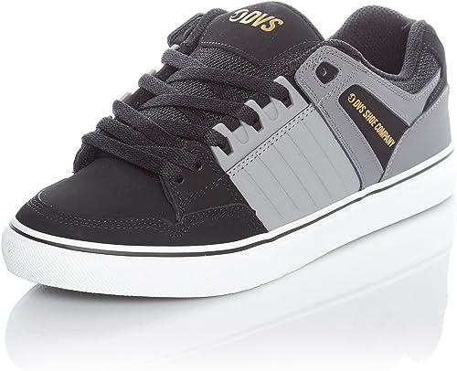 DVS grau grau SchwarzLeather Celsius CT Schuhe