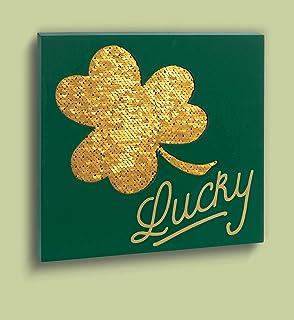 Grasslands Road Lucky Plaque