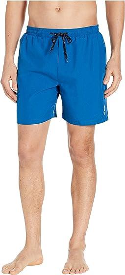Solid Atlantic Swim Shorts