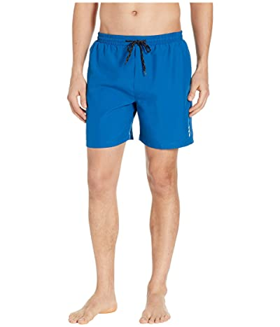 TYR Solid Atlantic Swim Shorts (Turquoise) Men