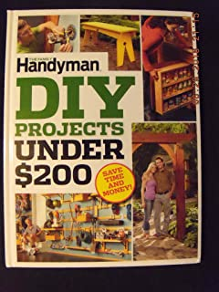 Best the family handyman diy projects under $200 Reviews