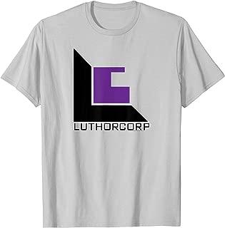 Smallville Luthorcorp T Shirt T-Shirt