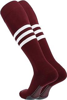 TCK Elite Performance Baseball Socks Dugout Pattern I Softball Mens Womens