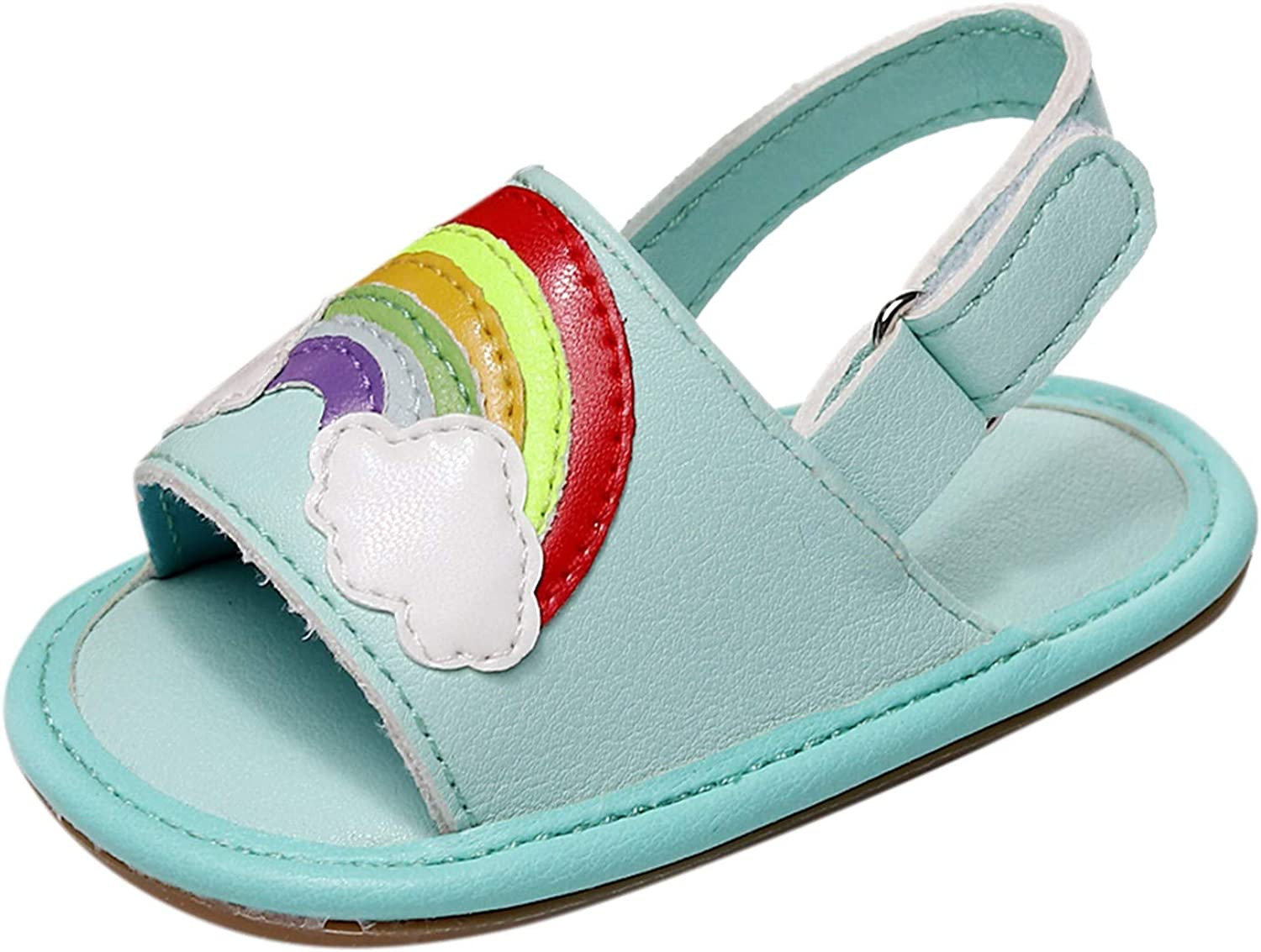 Infant Baby Girls Cartoons Cute Velcro Sandals Soft Surprise price Sol Max 42% OFF Non-slip
