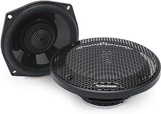 Rockford Fosgate TMS5 Power Harley-Davidson 5.25' Full Range Tour-Pak Speakers (1998-2013)
