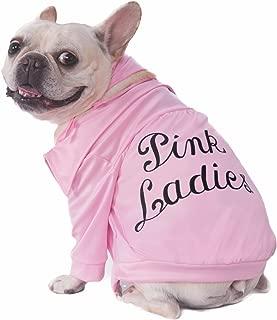 Rubies Grease Pink Ladies Pet Costume Jacket