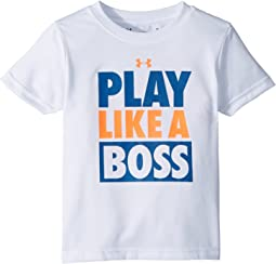 Under Armour Kids - Play Like A Boss Short Sleeve Tee (Toddler)