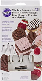 Wilton 12-Piece Mini Treat Decorating Set