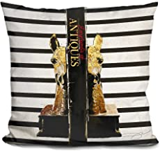 LiLiPi Antiques Decorative Accent Throw Pillow