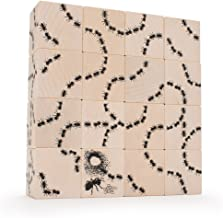 product image for Uncle Goose Antics Blocks - Made in USA