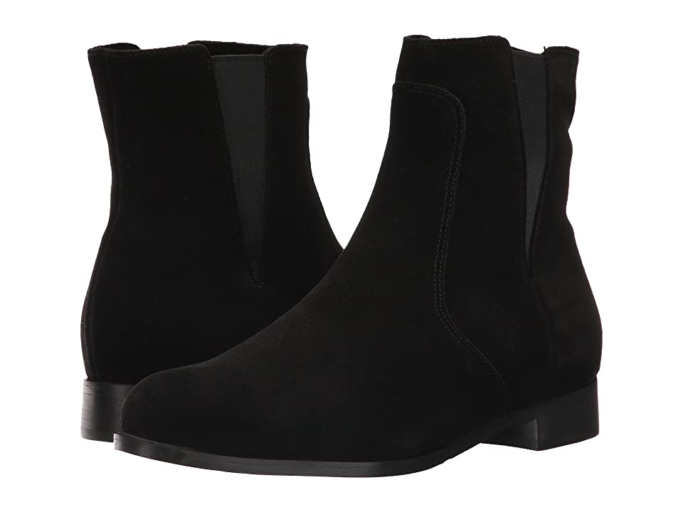 La Canadienne Scout (Black Suede) Women