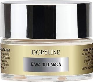 DORYLINE Crema Facial PROFESIONAL de Baba de Caracol 50ml Antiarrugas Excepcional 100% Made in Italy Crema Nutritiva e H...