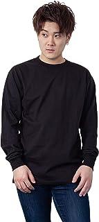 [Hanes(ヘインズ)] ビーフィー Beefy Tシャツ 無地 メンズ ロングスリーブ 長袖 ロンT 長袖Tシャツ 6.1oz S-XL 5186