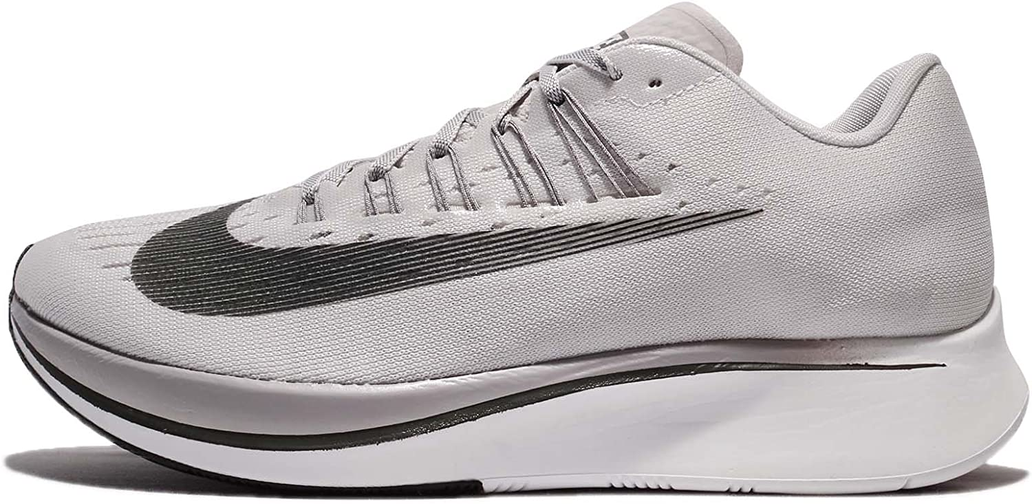 f4283a94 NIKE NIKE NIKE Men's Zoom Fly Running shoes VAST Grey Anthracite ...
