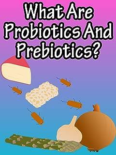 What Are Probiotics And Prebiotics?