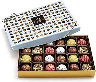 Godiva Chocolatier Patisserie Chocolate Truffle Gift Box, Chocolate Treats, Great as a Gift, Premium Chocolate, 24 pc