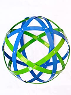 Pentasfera (genesa 6 cerchi), Purificatore energia, 32 cm diametro vrde, blu