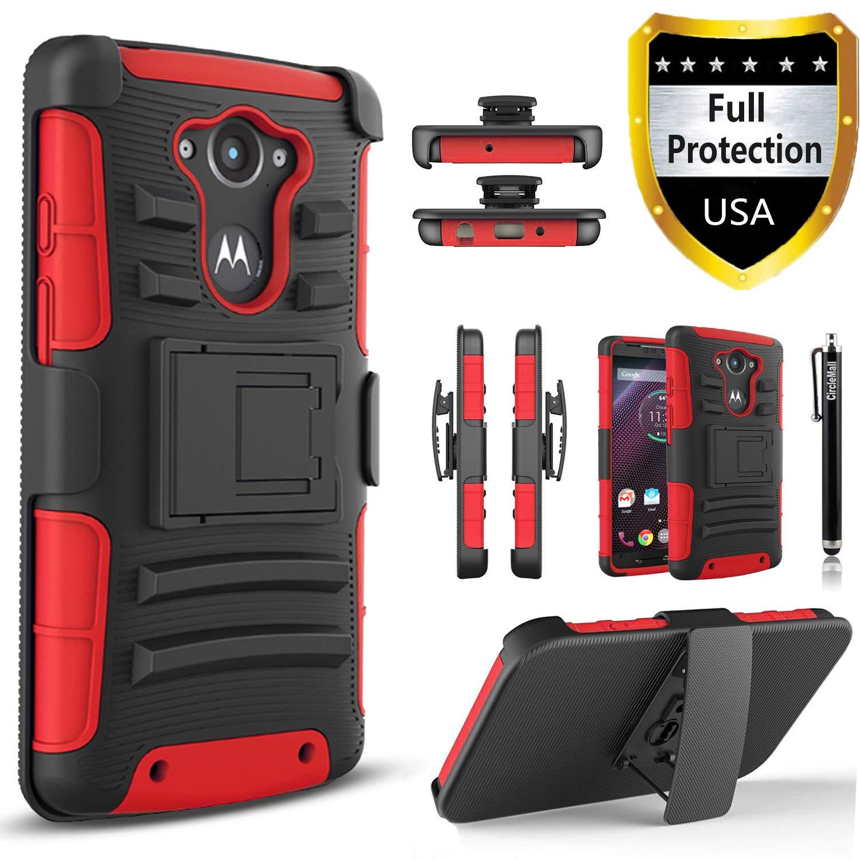 Motorola Rugged Holster Kickstand Locking