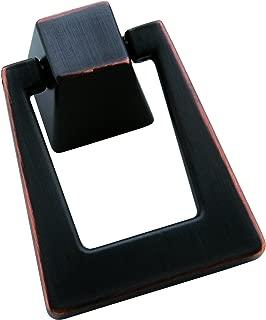 Amerock BP55274ORB Blackrock Cabinet Pulls, 1-13/16 inch (46 Millimeter) Length, Oil Rubbed Bronze