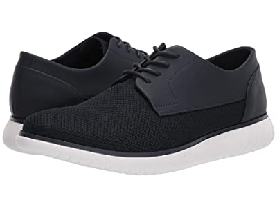 Calvin Klein Teodor Diamond (Dark Navy Air Mesh/Rubberized Leather) Men
