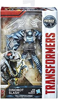 Hasbro C1323 Transformers 5 Mv5 Primier Edition Dinobot Slash Figur 9
