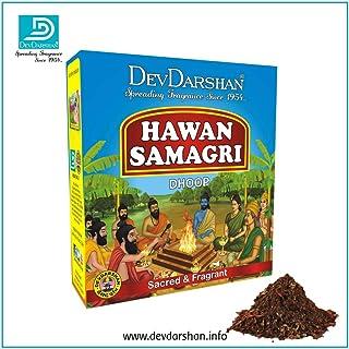 Devdarshan Natural Hawan Samagri 2kg (Pack of 1Kg Each)