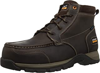 ARIAT Men's Edge LTE Chukka Waterproof Composite Toe Work Boot