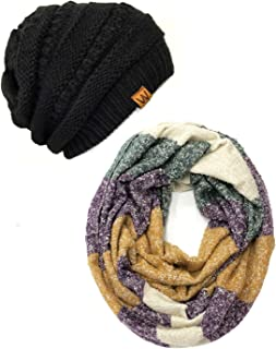 Wrapables Warm Fall and Winter Infinity Scarf