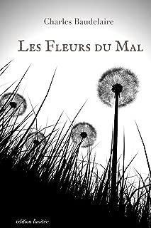 Les Fleurs du mal: Spleen et Idéal, Tableaux Parisiens, Le Vin, leurs du Mal, Révolte, La Mort, Les épaves (édition limitée) (French Edition)