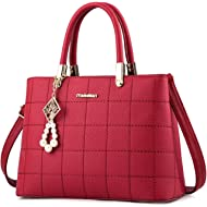 Clocolor Women Fashion Purses and Ladies Handbags Designer Satchel Tote Bag Shoulder Bags