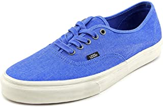 Authentic Over-Washed Nautical Blue/True White.