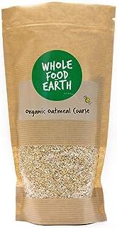 Wholefood Earth - Organic Oatmeal Coarse, 3 kg