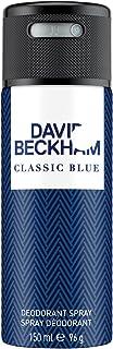David Beckham, Classic Blue, Deodorant Body Spray, 150 ml