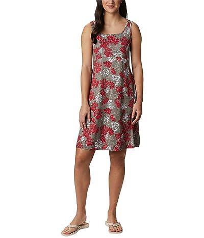 Columbia Freezer III Dress (Kettle Archive Palms Print) Women