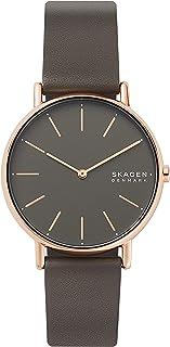 Signatur Stainless Steel 38mm Minimalist Watch