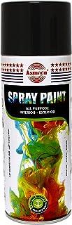 Asmaco Spray Paint, Black, Asmaco009
