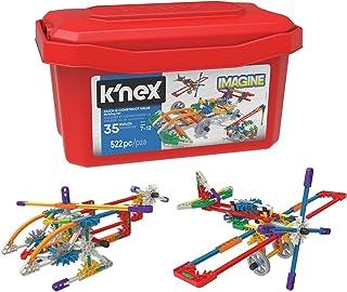 K'NEX - Click & Construct Value Tub – bygg- och byggleksaker
