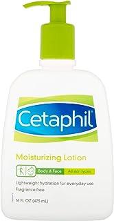 Cetaphil Moisturizing Lotion, All Skin Types, 16 Fl Oz