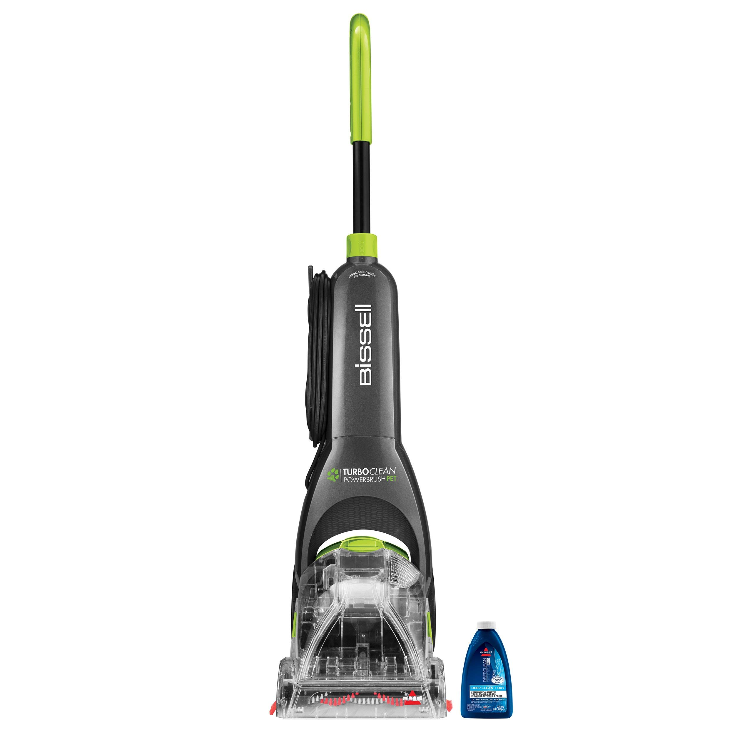 BISSELL Turboclean Powerbrush Upright Shampooer